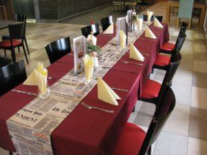 étterem székek