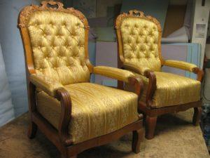 arany fotelek